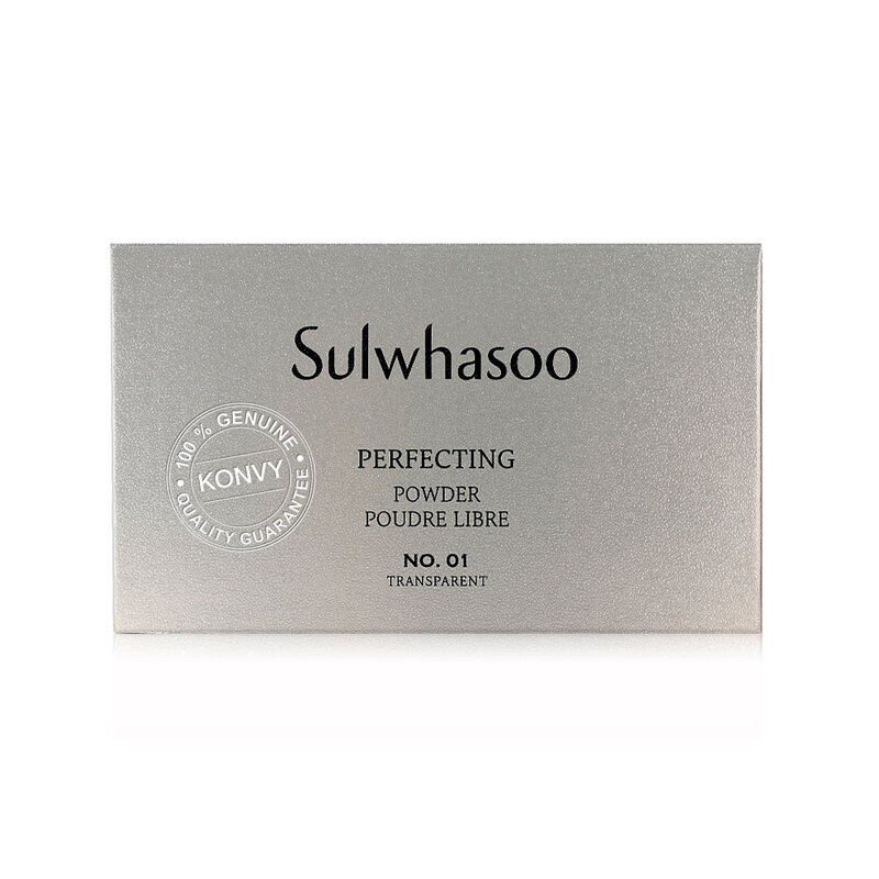 Sulwhasoo Perfecting Powder Poudre Libre 20g #01 Transparent