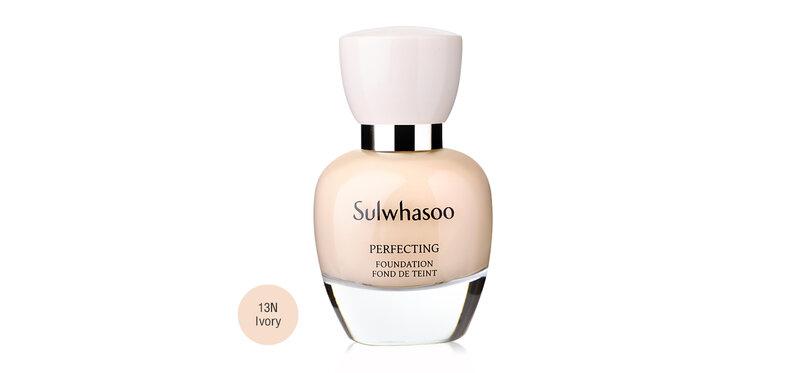 Sulwhasoo Perfecting Foundation 35ml #13N Ivory