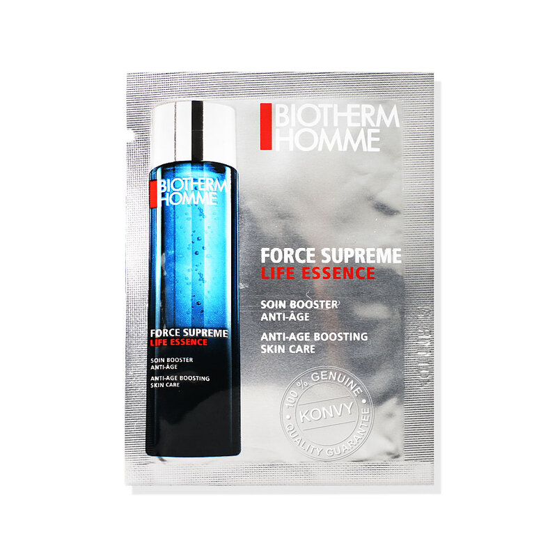 Biotherm Homme Force Supreme Life Essence [3ml x 5pcs]