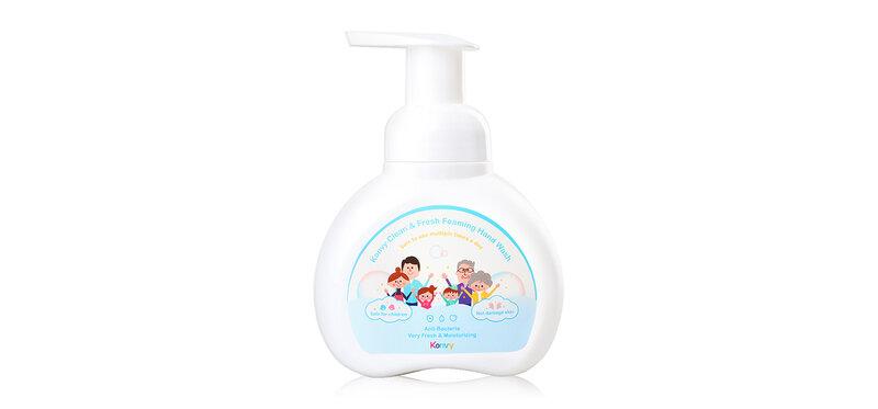 Konvy Clean & Fresh Foaming Hand Wash 240ml