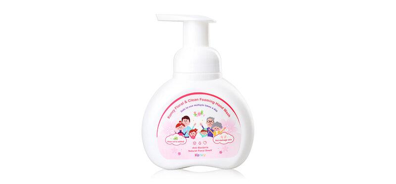 Konvy Floral & Clean Foaming Hand Wash 240ml