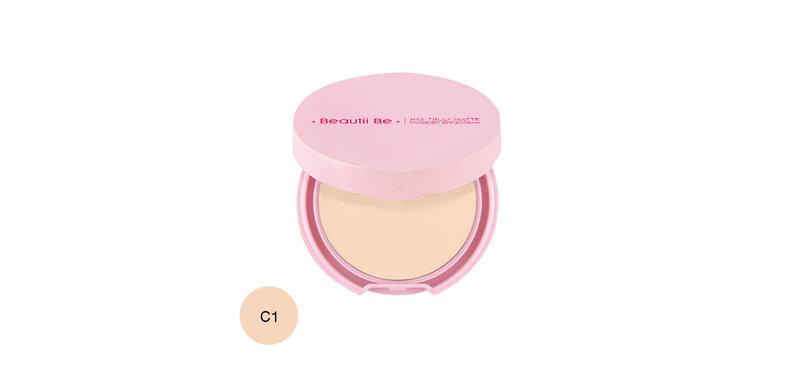 Beautii Be Hya Truly Matte Powder SPF30/PA++ 8g #C1 ( สินค้าหมดอายุ : 2022.01 )