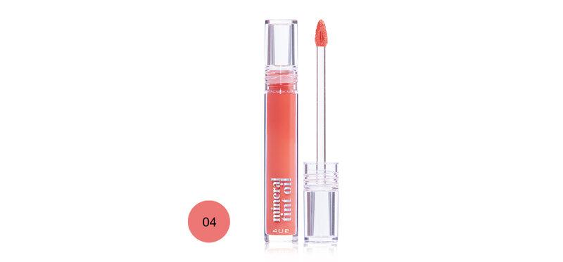4U2 Mineral Tint Oil 3g #04 Glitter Matter