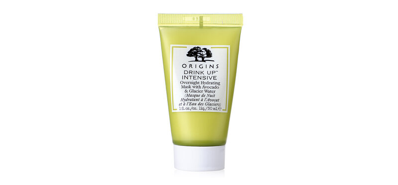 Origins Drink Up Intensive Overnight Hydrating Mask with Avocado & Glacier Water 30ml