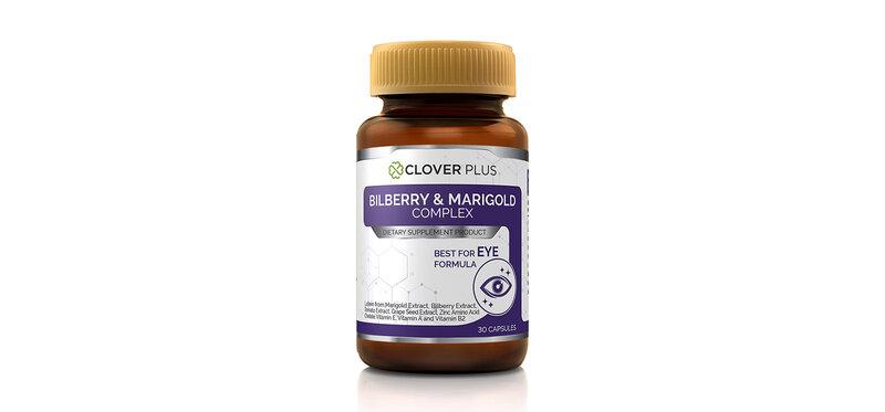 Clover Plus Bilberry&Marigold Complex