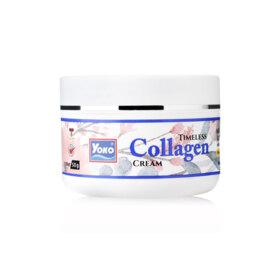 ฟรี! Yoko Timeless Collagen Cream 50g (1 ชิ้น / 1 ออเดอร์) เมื่อช้อปสินค้า Yoko ครบ 149.-