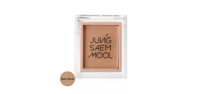 Jung Saem Mool Colorpiece Eyeshadow Nude #Bare Nude