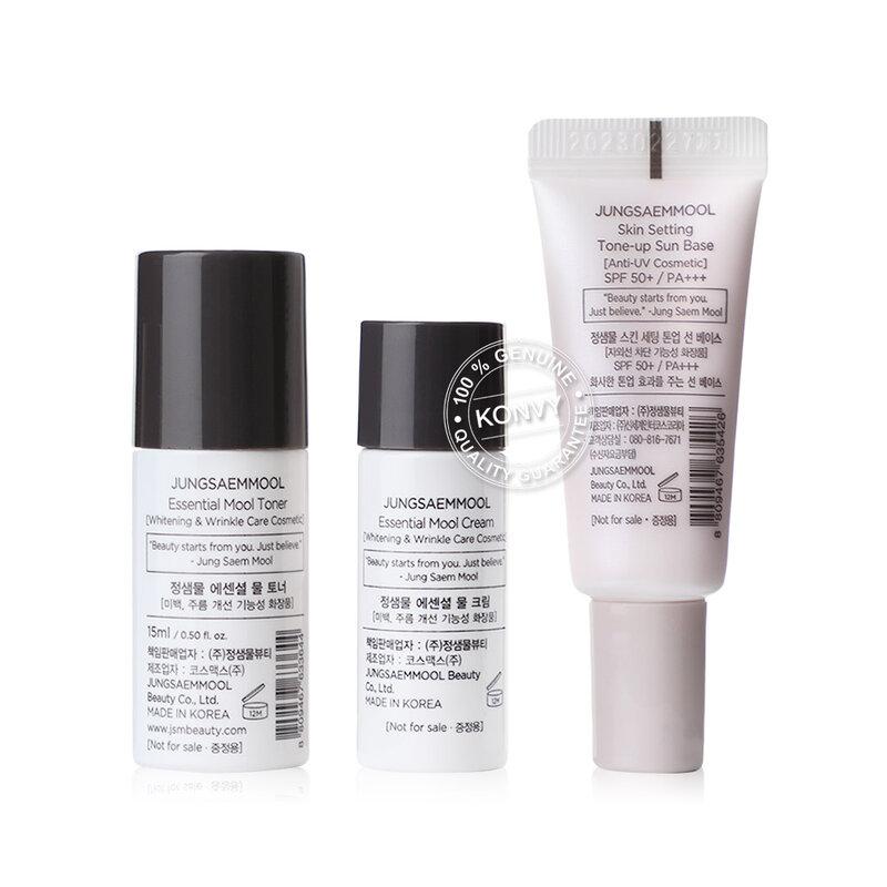 Jung Saem Mool Skin Hydration & Tone-up Trial Set