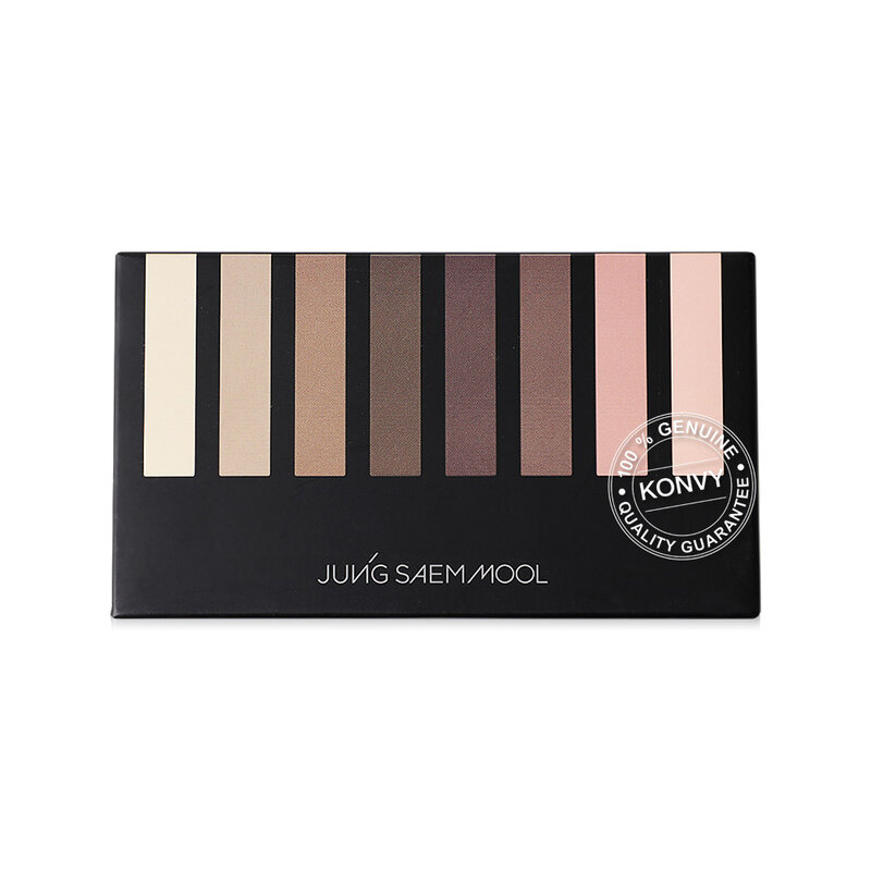 Jung Saem Mool Artist Eye Shadow Palette 1.7g #Tempting and Classy