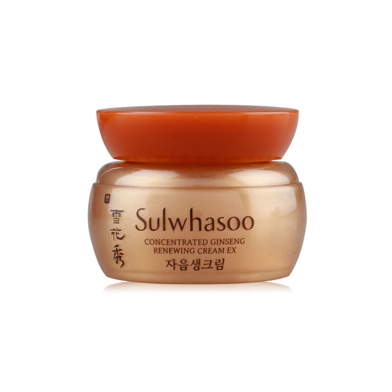Sulwahasoo Concentrated Ginseng Renewing Cream Ex Creme Regenerante 5ml
