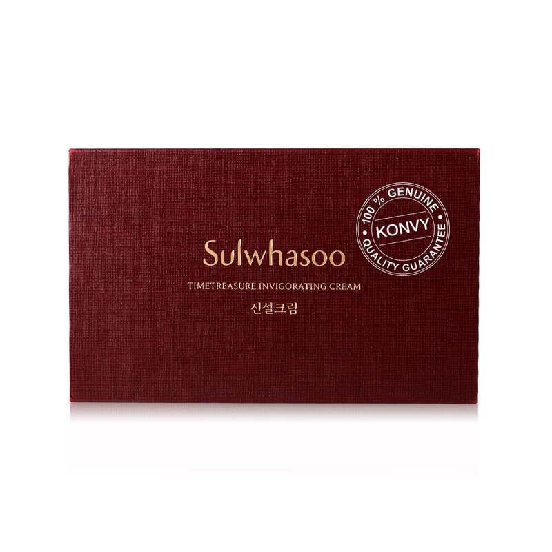 Sulwhasoo Timetreasure Renovating Cream Ex 60ml