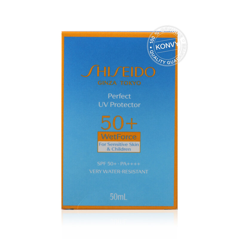 Shiseido Perfect UV Protector S For Sensitive Skin & Children SPF 50+ PA++++ 50ml #11953