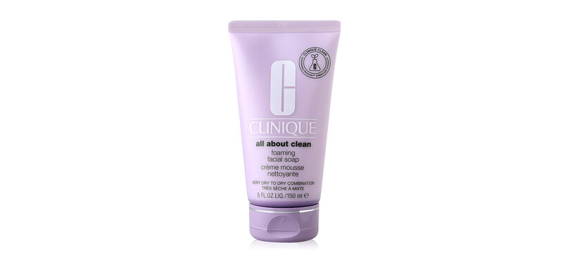Clinique All About Clean Foaming Facial Soap 150ml