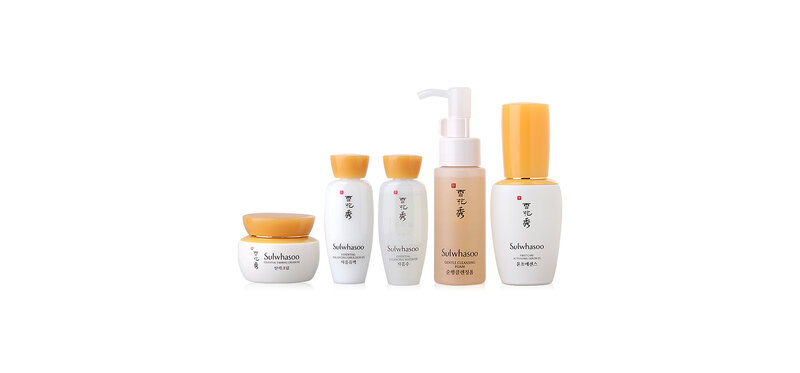 Sulwhasoo First Care Activating Serum EX Trial Kit [5 Items]