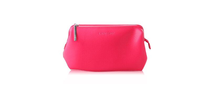 Lancome Make up Vanity Bag # Pink