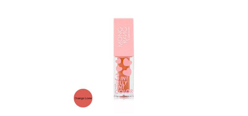 Mongrang 3 in 1 Jelly Tint 5g #Orange Lover