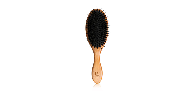 Le'sasha Boar Paddle Brush [LS1417]