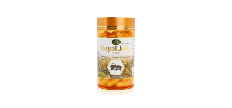 Nature's King Royal Jelly Original 120 Capsules