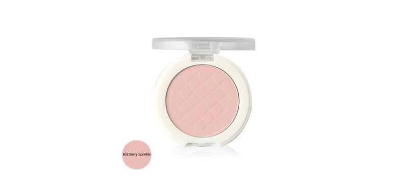 Skinfood Twinkle Cookie Highlighter 4g #02 Berry Sprinkle