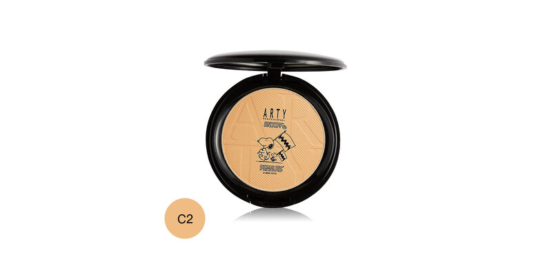 Arty Professional x Snoopy Perfect Powder Foundation SPF38/PA+++ #C2