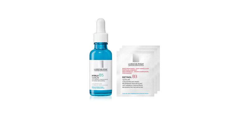 [ซื้อ1แถม2] La Roche Posay Hyalu B5 30ml [Free! Retinol B3 Serum 1.5ml x 2pcs]