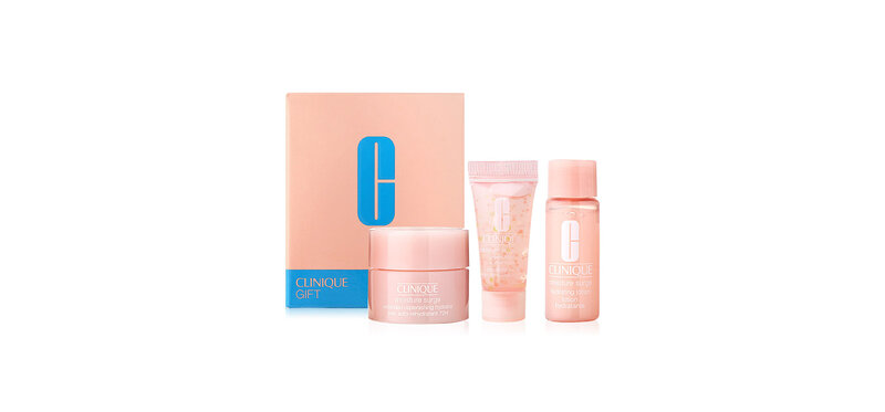 Clinique Gift Set [KRKY-90] 3 Item