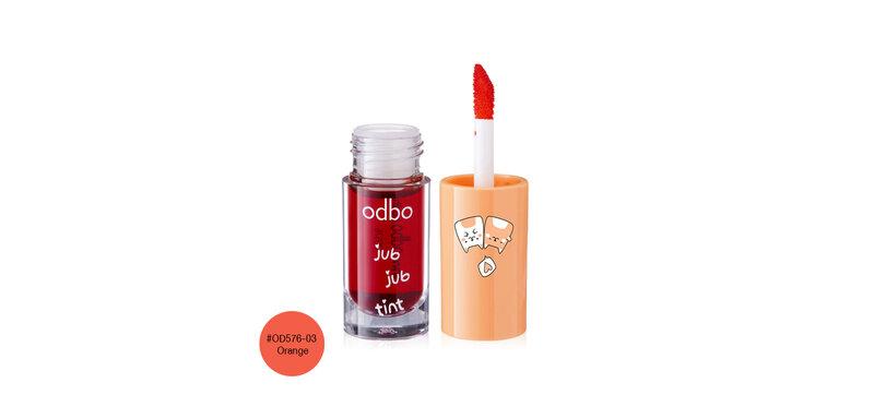 ODBO Jub Jub Tint 3g #OD576-03 Orange