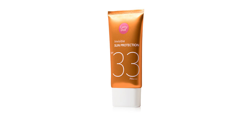 Cathy Doll Invisible Sun Protection SPF33/PA+++ 60ml (Y2020)