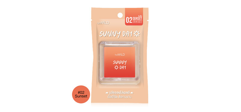 beWiLD Sunny Day 4.5g #02 Sunset