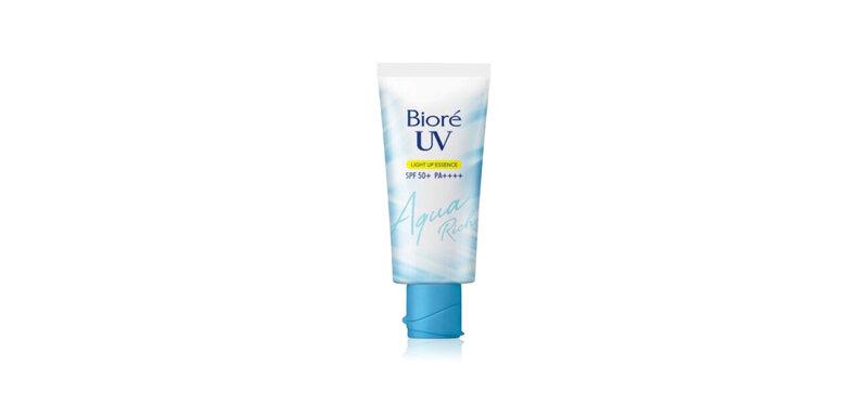 Biore UV Aqua Rich Watery Light Up Essence SPF50+/PA++++ 70g