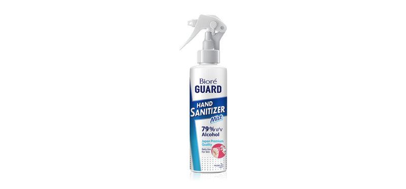 สเปรย์แอลกอฮอล์ Biore Guard Hand Sanitizer 150ml