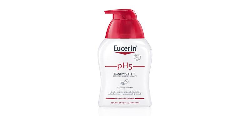 Eucerin pH5 Hand Wash Oil 250ml