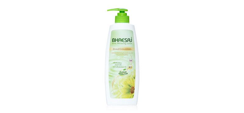 BHAESAJ Extra Whitening Lotion Alpha Arbutin 400ml
