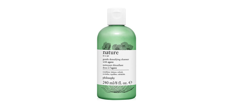 Philosophy Nature In A Jar Gentle Detoxifying Agave Foaming Cleanser 240ml