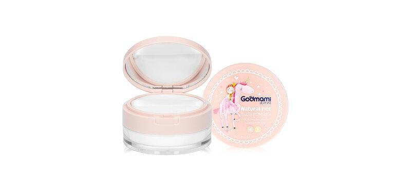 Godmami  Natural Rice Kids Powder 10g