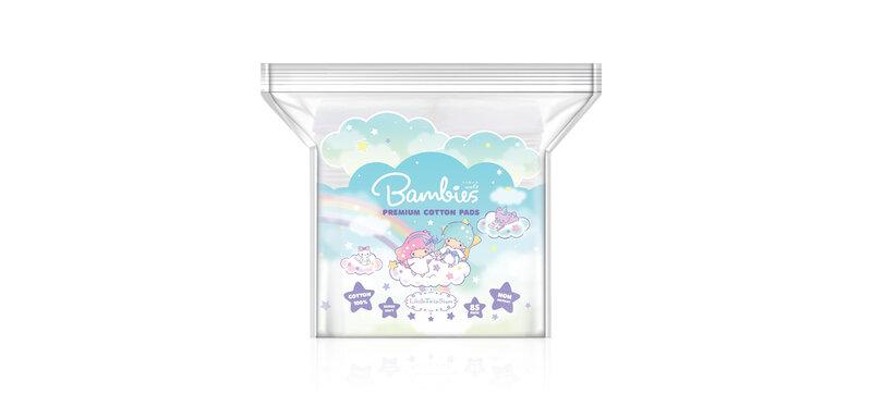 BambiesPremiumCottonPads 85 Sheets
