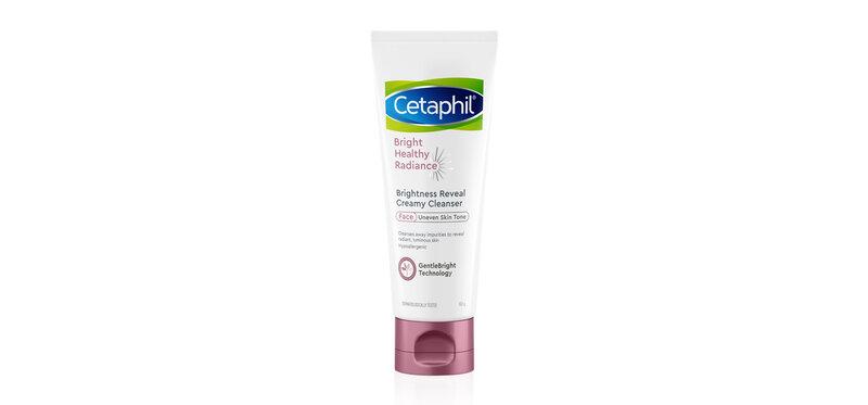 Cetaphil Bright Healthy Radiance Brightness Reveal Creamy Cleanser 100g