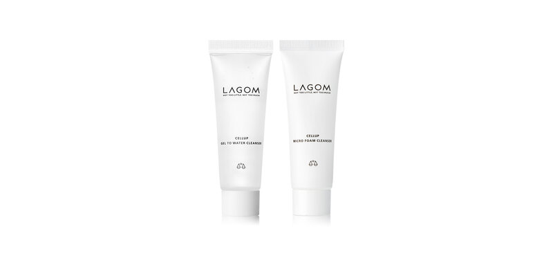 [Free Gift] Lagom Cellup Micro Foam or Cellup Gel Cleanser [Random]