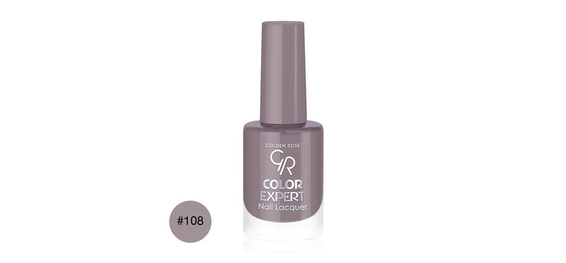 Golden Rose Color Expert Nail Lacquer 10.2ml #108