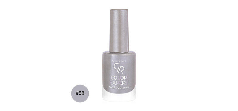Golden Rose Color Expert Nail Lacquer 10.2ml #58