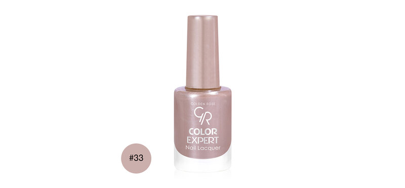 Golden Rose Color Expert Nail Lacquer 10.2ml #33