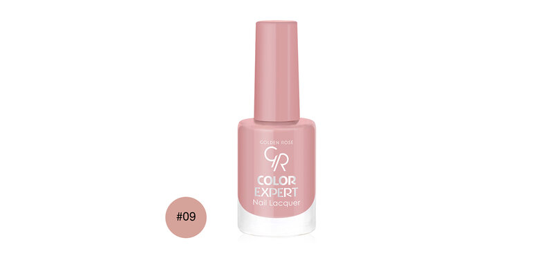 Golden Rose Color Expert Nail Lacquer 10.2ml #09