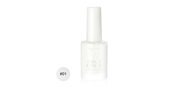 Golden Rose Color Expert Nail Lacquer 10.2ml #01