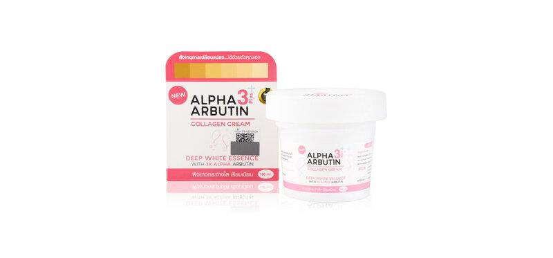 Precious Skin Thailand Alpha Arbutin Collagen Cream 100ml