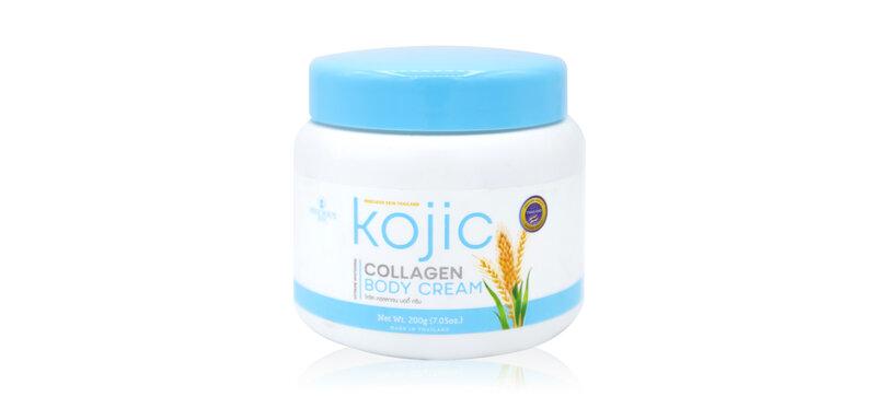 Precious Skin Thailand Kojic Collagen Body Cream 200g