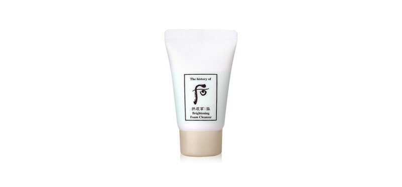 The History of Whoo  Brightening Cleansing Foam 13ml