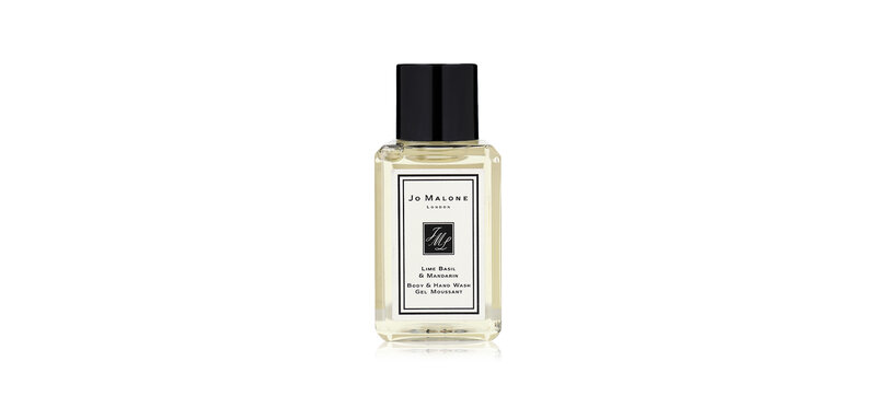 Jo Malone Lime Basil & Mandarin Body & Hand Wash Gel Moussant 15ml