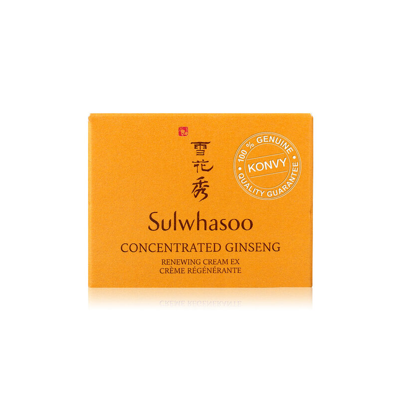 Sulwhasoo Concentrated Ginseng Renewing Cream Ex 10ml