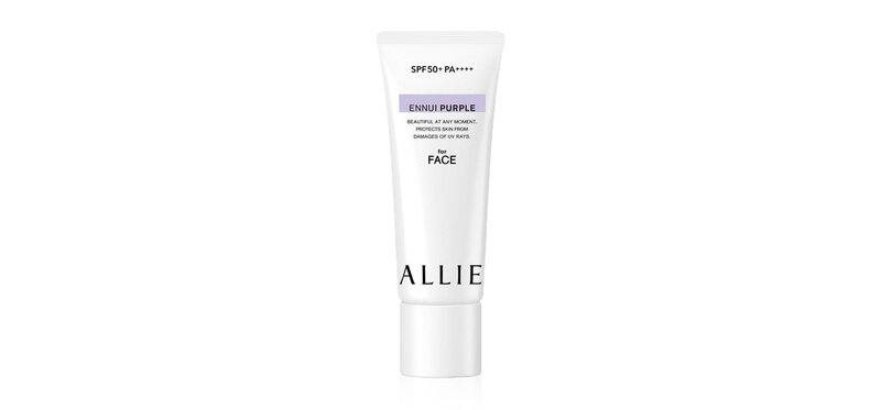 Allie Color Tuning UV Ennui Purple SPF50+/PA++++ 40g