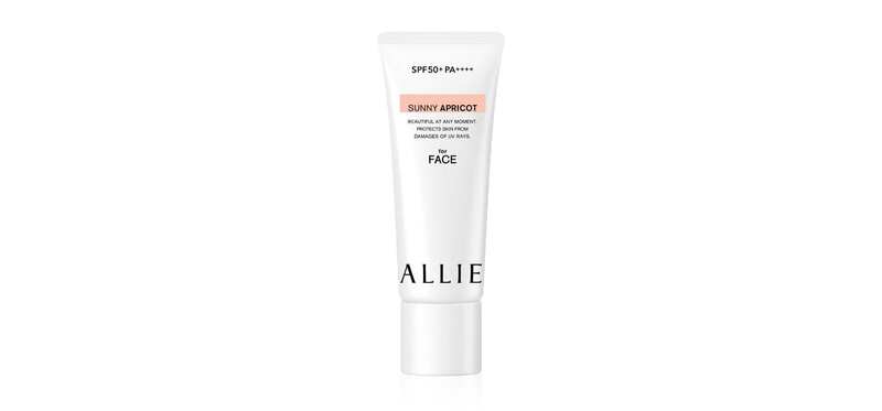 Allie Color Tuning UV Sunny Apricot SPF50+/PA++++ 40g